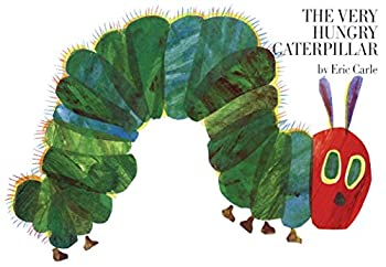 Paperback The Very Hungry Caterpillar Book