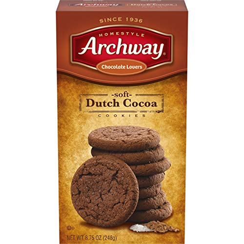 Archway Dutch Cocoa Soft Cookies (4 pack) by Archway