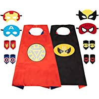 MutiWin Dress up Super Hero Costumes and Mask