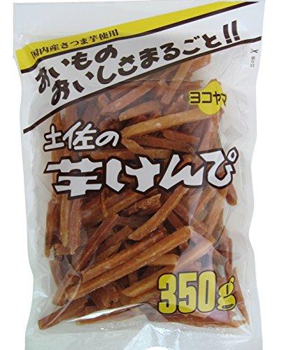 横山食品 土佐の芋けんぴ 袋350g [3598]