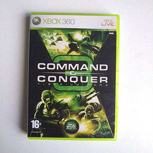 Command & Conquer 3: Tiberium Wars (Xbox 360) [Import UK]