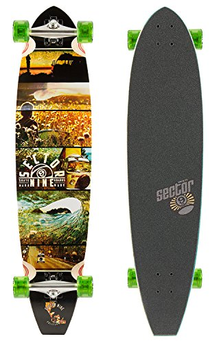 Sector 9 Voyager Complete - Longboard, Talla única