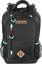 Columbia Carson Pass Backpack Diaper Bag, Black, Large