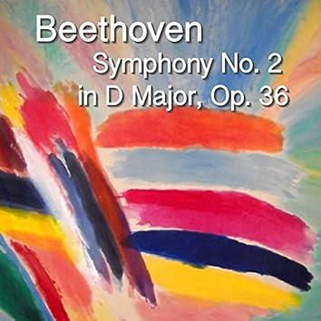 Beethoven Symphony No. 2 in D Major, Op. Op. 36