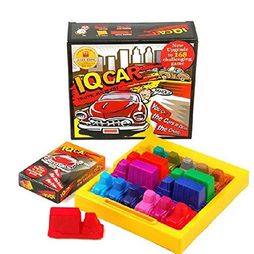 Georgie Porgy IQ-Logikspiel und Brettspiele Dampfspielzeug, Puzzle Bildungsspielzeug für Jungen und Mädchen Kinder Alter 8+ (Stau in der Hauptverkehrszeit)