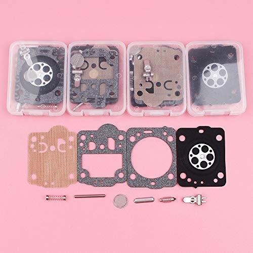 5 unids lote manillar AV muelle amortiguador para Husqvarna 362 365 371 372 XP Jonsered 2063 2065 2071 2163 2171 2165 piezas de motosierra