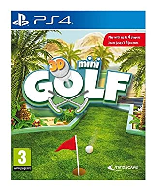 3D Mini Golf PS4