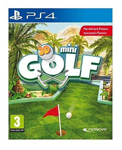 3D Mini Golf (PS4) (New)