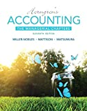 Horngren's Accounting: The Managerial Chapters Plus MyLab Accounting with Pearson eText -- Access Card Package (11th Edition)