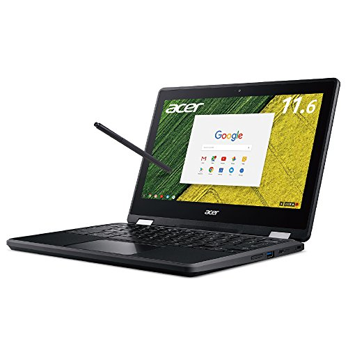 Acer ノートパソコン Chromebook R751TN-N14N Celeron/4GB/32GB/11.6インチ/Wacom社製スタイラス入力方式