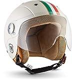 """Soxon SK-55 """"Imola"""" · Kinder-Jet-Helm · Kinder-Helm Motorrad-Helm Roller-Helm Kids..."""