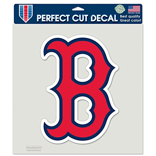 Wincraft Boston Red Sox 8x8 Die Cut Decal