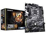 Gigabyte Z390 UD - Placa base (Intel Z390, S 1151, DDR4, SATA3, M.2), color negro