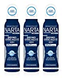NARTA Magnsium Protect Dodorant Spray Homme Dermo-Efficacit sans anti transpirant synthtique,...