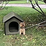 Zoom IMG-1 cuccia per cani gatti impermeabile