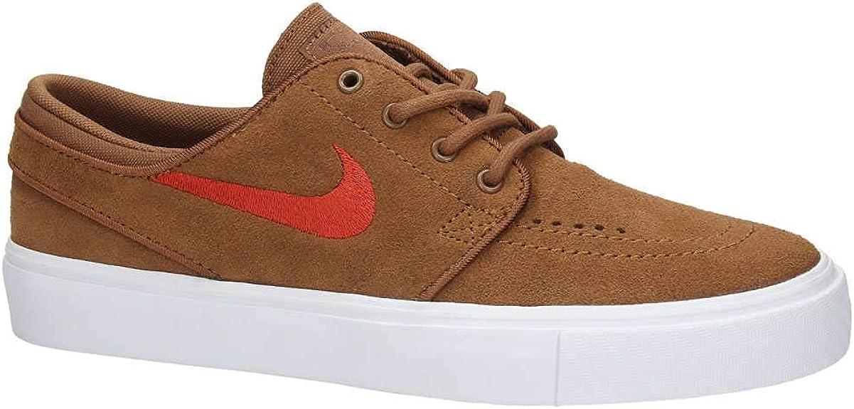 Nike SB Stefan Janoski Chaussures de skate pour enfant en daim ...