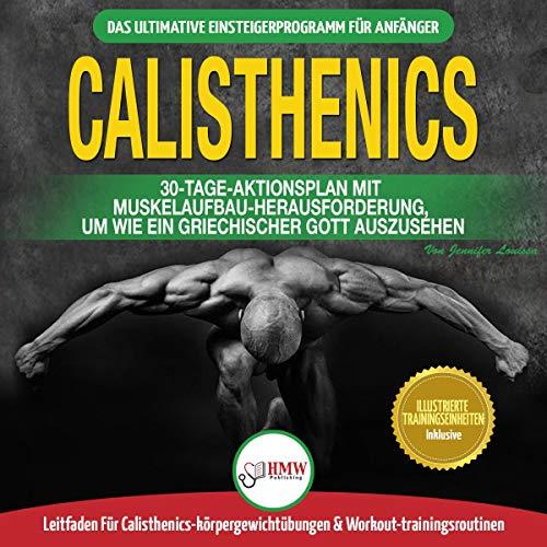 Calisthenics cover art