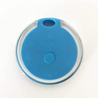 $36 » Mini Round Shape Bluetooth Intelligent Anti-Lost Device GPS Tracker,Keys Finder and Item Locator for Keys, Bags,Pets and M...