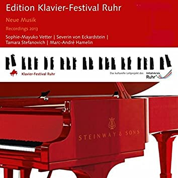 New Music (Edition Ruhr Piano Festival, Vol. 31) (Live)