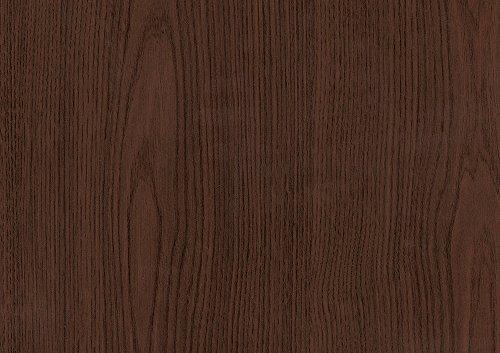 alkor DecoDesign Klebefolie, Braun, 45 cm x 2 m, 9