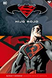 Batman y Superman - Colección Novelas Gráficas: Superman: Hijo Rojo