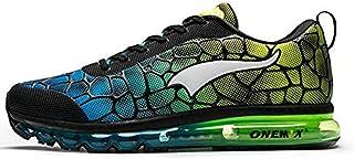 ONEMIX Zapatos Casuales para Hombre Camisas atléticas colchón de Aire Gimnasia Deportes Fitness Entrenadores Zapatillas de...