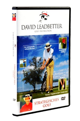 Leadbetter David Golf mit Strategie (DVD) - deutsche Version