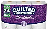 Quilted Northern Ultra Plush Toilet Paper, Double...