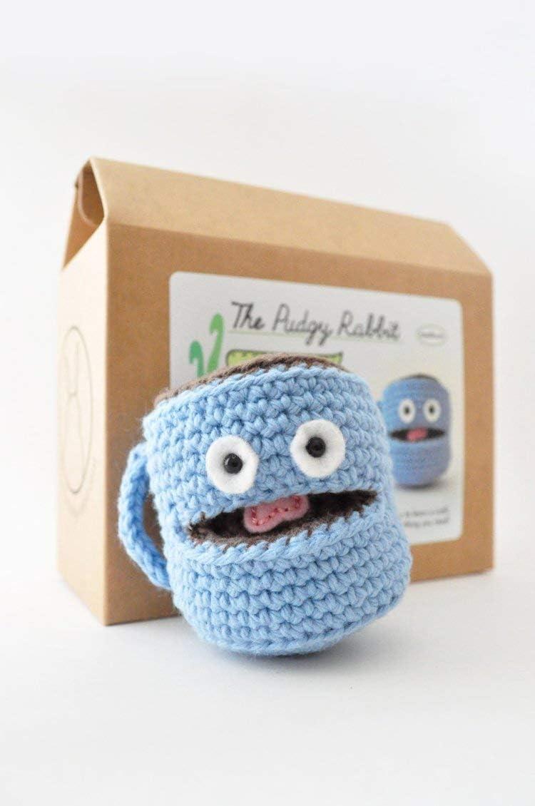 DIY Jacksonville Mall Beginner Crochet Kit [Alternative dealer] Coffee Mug
