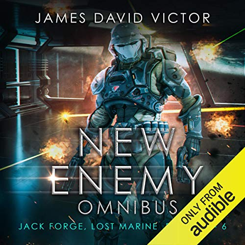 New Enemy Omnibus cover art