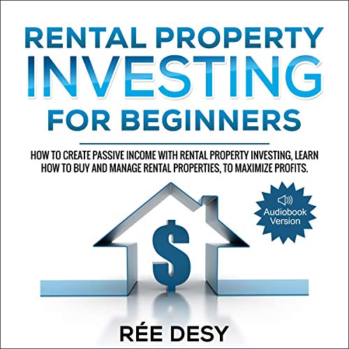 Rental Property Investing for Beginners Titelbild