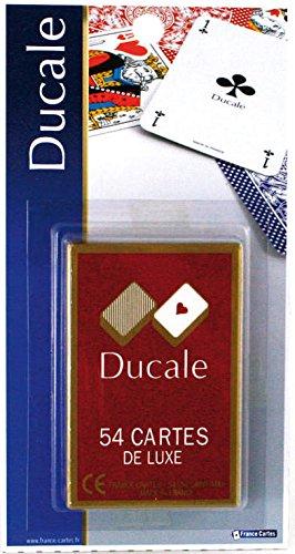 France cartes - 404642 - Jeu de Cartes - 54 cartes Ducale