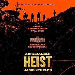 Australian Heist cover art