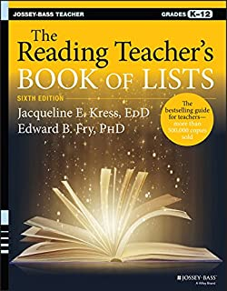 The Reading Teacher′s Book of Lists