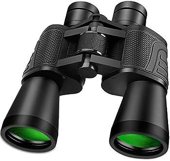 Outerman 12x50 Waterproof BAK4 Porro Prism Powerful Binoculars