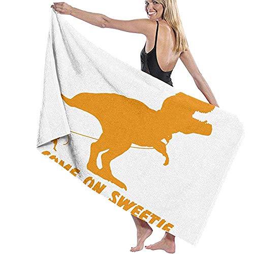 Lfff Vamos Sweetie Soft Absorbente Ligero para baño Piscina Yoga Pilates Manta de Picnic Toallas de Microfibra 80cm * 130cm