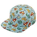 Bioworld Pokemon Character Sublimated Snapback Hat