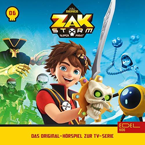 Der Wächter des Wegpunkts / Das Meer von Zite. Das Original-Hörspiel zur TV-Serie audiobook cover art