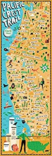 Best pacific crest trail poster Reviews