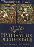 Atlas de la civilisation occidentale, généalogie de l'europe