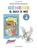 Génesis-El arca de Noé-Tomo 4: Cuentos Ilustrados: Volume 4 (Génesis para niños)