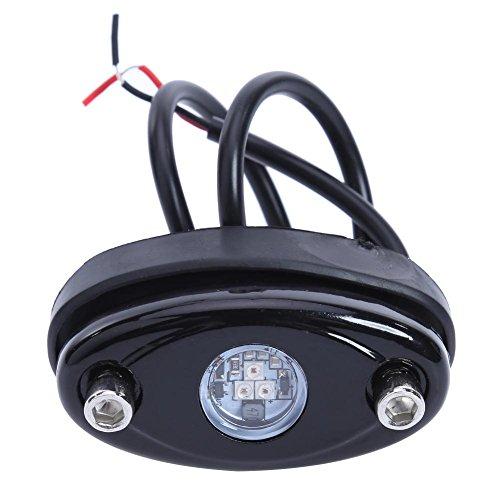 Preisvergleich Produktbild Ahomi Car 9 W LED Deko Lampe underpan Licht