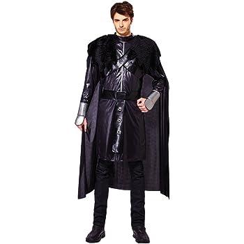 Disfraz de caballero negro de Bristol Novelty AF025, contorno de ...