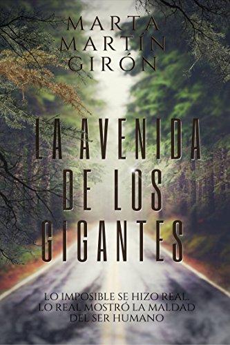 LA AVENIDA DE LOS GIGANTES: La novela negra y de ficción qu