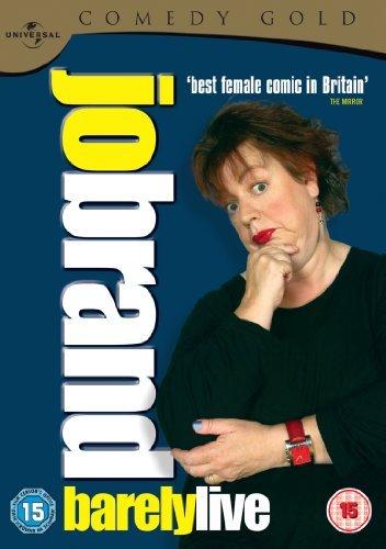 Jo Brand - Barely Live - Comedy Gold 201 [Edizione: Regno Unito] [Reino Unido] [DVD]
