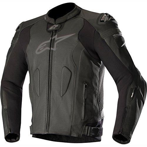 Alpinestars 31001181054 Chaqueta de moto, Negro, 54