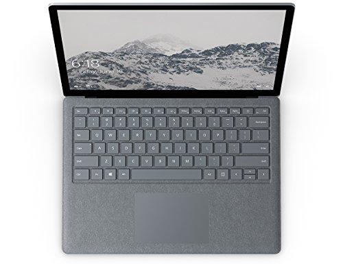 Microsoft Surface Laptop (Intel Core i5, 8GB RAM, 256GB) - Platinum
