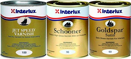 Interlux Y96/QT Schooner Varnish