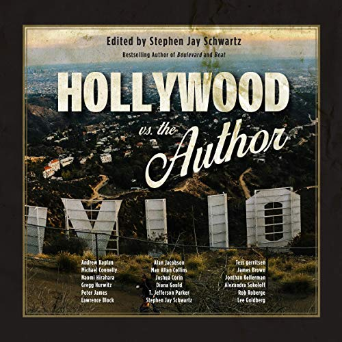 Hollywood vs. The Author audiobook cover art