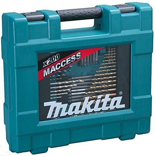Makita D-37194 - drill bits (Drill, Drill bit set, Masonry, Wood) by Makita